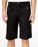 Sean John Men's Zipper Detail Pocket Flight 12.5and#034; Stretch Shorts, Created for Macy's