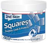 Spenco 2ND SKIN Bacterial Barrier Squares (Non- Ste - Bacterial Barrier Home