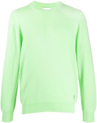 Barrie Round neck cashmere pullover