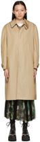 Thumbnail for your product : Junya Watanabe Versace Edition Gabardine Coat