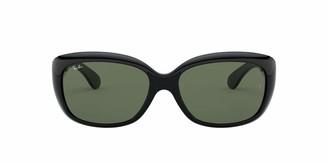 Ray-Ban Women's 4101 Jackie Ohh Sunglasses