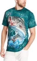 The Mountain Bass T-Shirt, 4X-Large