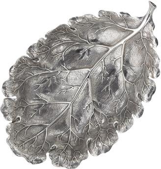Buccellati Small Oak Leaf Dish