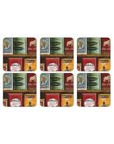 Pimpernel Vintage Tins Coasters