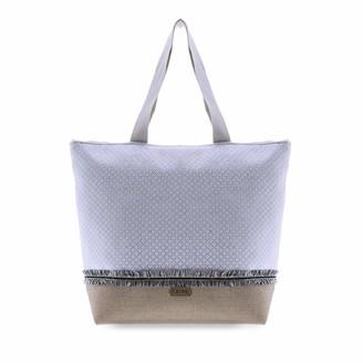 For Time Copacabana Beach Bag for Women 37 x 15 x 40 cm Size: Unico