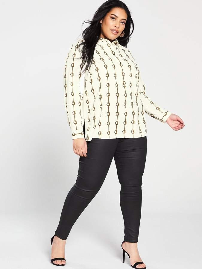 2a2c700e1425f5 Chain Print Blouse - ShopStyle UK