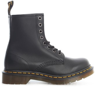 Dr. Martens 1460 Nappa Black Ankle Boots
