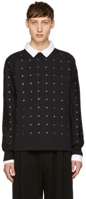 Diesel Black S-Garbo Sweatshirt