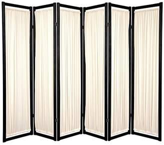 Oriental Furniture 6 ft. Tall Helsinki Shoji Screen - 6 Panel