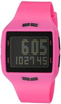 Vestal Unisex HLMDP07 Helm Surf and Train Hot Pink Watch
