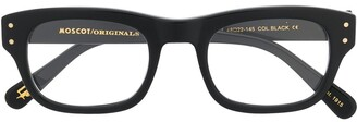 MOSCOT NEBB square-frame glasses