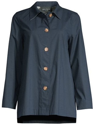 Lafayette 148 New York Nidia Travelers Shirt Jacket