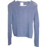 Laurence Dolige Navy Wool Knitwear for Women