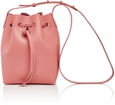 Mansur Gavriel Blush Calf Leather Mini Bucket Bag