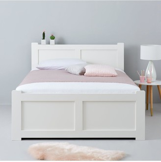Geneva Bed Frame with Mattress Options (Buy and SAVE!)