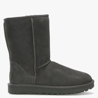 UGG Classic Short II Grey Twinface Boot