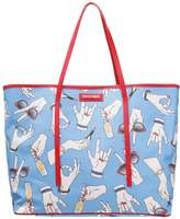 Trussardi MISURA Tote bag light blue