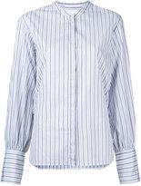 CITYSHOP mandarin collar shirt