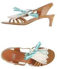 Michel Perry High-heeled sandals