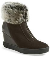 Aquatalia Carlie Faux Fur Boot