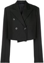 Helmut Lang Classic Cropped Blazer