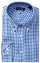 Nautica Classic Fit Gingham Dress Shirt
