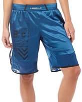 Reebok Womens Les Mills Bodycombat Shorts Blue