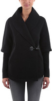 Line Women's Harlow Ribbed Sleeve Coat