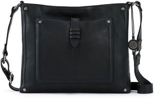 The Sak Leather Heritage Crossbody Bag