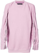 Y/Project Y / Project - crew neck sweatshirt - men - Cotton/Spandex/Elastane - XS