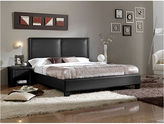 Asstd National Brand Baxton Studio Moderne Modern Platform Bed