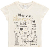 Atsuyo et Akiko Lara New York T-Shirt