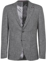 Tommy Hilfiger Tailoring Regular Fit Single Breasted Blazer