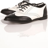 Topshop MICHAEL Monochrome Brogue