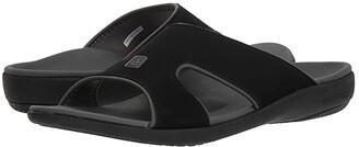 Spenco Kholo Plus (Carbon/Pewter) Men's Shoes