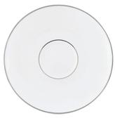 Lenox Hannah Platinum Teacup Saucer