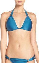 Vix Paula Hermanny Imperial Bia Tube Halter Bikini Top
