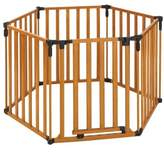 North States Industries Superyard 3 in 1 Wood Gate
