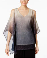 MSK Cold-Shoulder Top