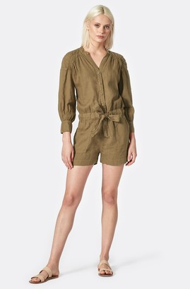 Joie Bosworth Linen Jumpsuit