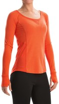 Marmot Helen Dri-Release® Shirt - UPF 30, Scoop Neck, Long Sleeve (For Women)