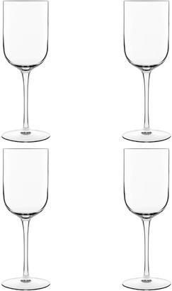 Luigi Bormioli Sublime White Wine Glass 280ml Set of 4