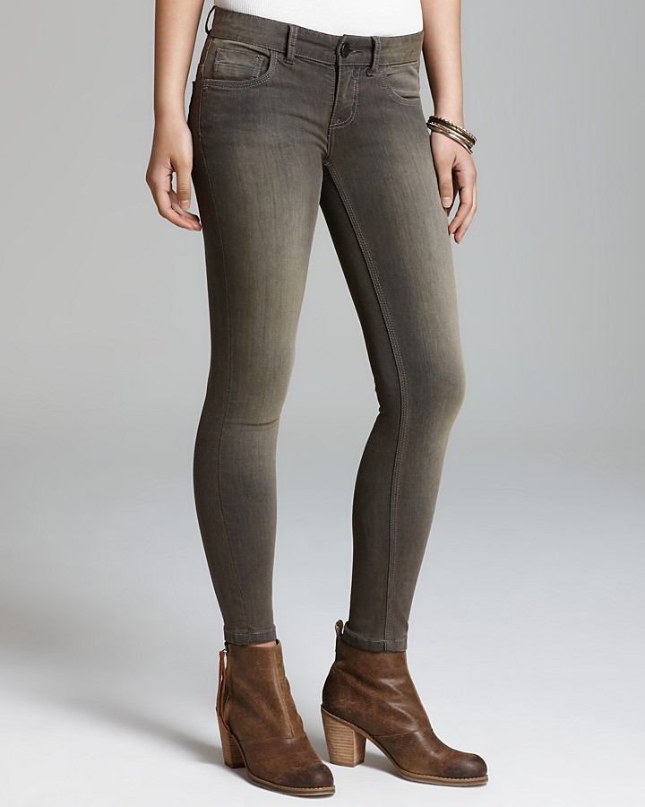 Free People Jeans - Stretch Ankle Skinny in Murray Wash