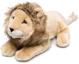 La Pelucherie Lion Melchior 60cm soft toy