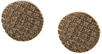 Dana Rebecca Designs 14kt Gold Diamond Stud Earrings