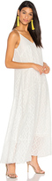 Charli Cardenna Maxi Dress in White. - size US 4/ UK 8 (also in US 6/ UK 10)