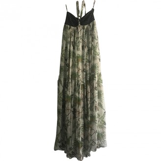 Adriana Iglesias Multicolour Cotton - elasthane Dress for Women