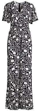 LIKELY Women's Nellie Floral V-Neck Jumpsuit