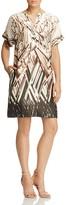 Lafayette 148 New York Nazeen Printed Silk Dress