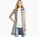 Johnston & Murphy Aztec-Pattern Knit Vest
